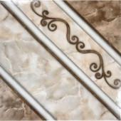 MS International Ferrara Marron 17 in. x 17 in. Glazed Ceramic Floor & Wall Tile