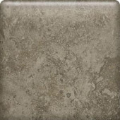 Daltile Heathland Sage 6 in. x 6 in. Glazed Ceramic Bullnose Wall Tile