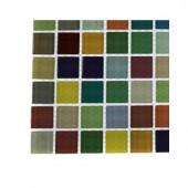 Splashback Tile Fruit Splash Glass - 6 in. x 6 in. Tile Sample