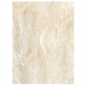 Daltile Campisi 9 in. x 12 in. Alabaster Porcelain Floor and Wall Tile (11.25 sq. ft. / case)