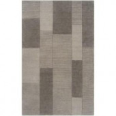Artistic Weavers Mantra Light Gray 1 ft. 11 in. x 3 ft. 3 in. Area Rug
