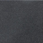 Daltile Colour Scheme Black Speckled 12 in. x 12 in. Porcelain Floor and Wall Tile (15 sq. ft. / case)