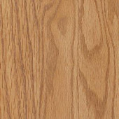 Shaw Native Collection Natural Oak 8 mm x 7.99 in. x 47-9/16 in. Length Attached Pad Laminate Flooring (21.12 sq. ft. / case)