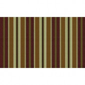 TrafficMASTER Discovery Bordeaux 2 ft. x 5 ft. Scatter Rug