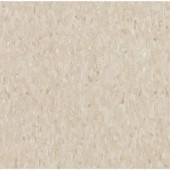 Armstrong Imperial Texture 12 in. x 12 in. Vinyl Composition Tile Standard Excelon Pebble Tan Vinyl Tile (45 sq. ft. / case)