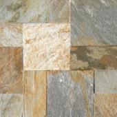 MS International Horizon Quartzite Pattern Natural Gauged Floor and Wall Tile (16 sq. ft./case)