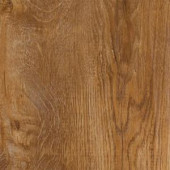 TrafficMASTER Hand Scraped Santa Clara Oak 8mm Thick x 9-1/4 in. Wide x 47-7/8 in. Length Laminate Flooring (24.60 sq. ft./case)