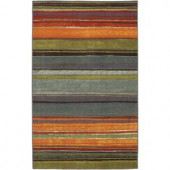 Mohawk Rainbow Multi 1 ft. 8 in. x 2 ft. 10 in. Accent Rug