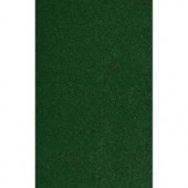 Foss Fairway Green 5 ft. x 8 ft. Indoor/Outdoor Area Rug