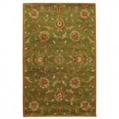 Home Decorators Collection Kensington Green 2 ft. x 3 ft. Accent Rug