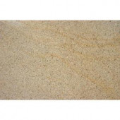 MS International Giallo Fantasia 18 in. x 31 in. Polished Granite Floor and Wall Tile (7.75 sq. ft. / case)