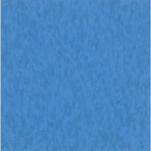 Armstrong Imperial Texture VCT 12 in. x 12 in. Bodacious Blue Commercial Vinyl Tile (45 sq. ft. / case)