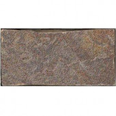 U.S. Ceramic Tile Stratford 3 in. x 6 in. Bamboo Porcelain Floor and Wall Tile