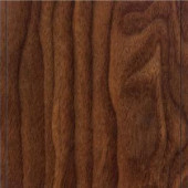 Home Legend High Gloss Monterrey Walnut 10mm Thick x 5 in. Wide x 47-3/4 in. Length Laminate Flooring (13.26 sq. ft./case)