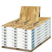 Hampton Bay Toasted Spalted Maple 8 mm Thick x 8.07 in. Wide x 47.6 in. Length Laminate Flooring (448.56 sq. ft./pallet)