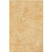 ELIANE Illusione Caramel 12 in. x 12 in. Glazed Ceramic Floor & Wall Tile