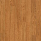 Mohawk Natural American Cherry 2-Strip 7 mm Thick x 7-1/2 in. Wide x 47-1/4 in. Length Laminate Flooring (19.63 sq. ft. / case)
