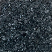 Daltile Granite Blue Pearl in. x 12 in. Polished Granite Floor and Wall Tile (10 sq. ft. / case)