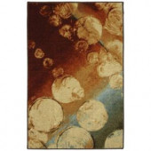 Mohawk Rain Kaleidoscope 1 ft. 8 in. x 2 ft. 10 in. Accent Rug