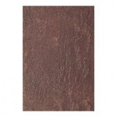 Daltile Continental Slate Indian Red 18 in. x 12 in. Porcelain Floor and Wall Tile (13.5 sq. ft. / case)