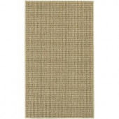 Mohawk Hopper Basket Beige 1 ft. 8 in. x 2 ft. 6 in. Accent Rug