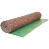 Roberts 100 sq. ft. 3.67 ft. x 27.3 ft. Premium Felt Cushion Underlayment Roll