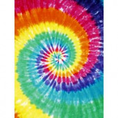 LA Rug Inc. Fun Time Colorburst Multi Colored 19 in. x 29 in. Area Rug