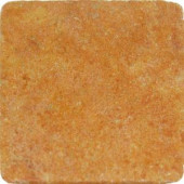 MS International Sunrise Travertine 4 in. x 4 in. Tumbled Travertine Floor & Wall Tile