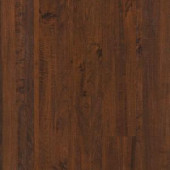 Shaw Handscraped Lansdowne Cherries Jubilee 12 mm Thick x 5 in. Wide x 47.72 in. Length Laminate Flooring (17.99 sq.ft./case)