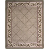 TrafficMASTER Regent Tan 2 ft. x 5 ft. Scatter Rug