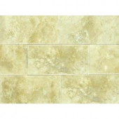 MS International Ivory 3 in. x 6 in. Travertine Floor & Wall Tile