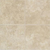Daltile Marseilles Tuscany Chablis 6-1/2 in. x 6-1/2 in. Porcelain Floor and Wall Tile (10.42 sq. ft. / case)