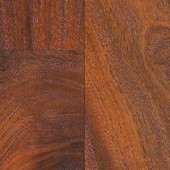 Shaw Native Collection Mahogany 8 mm x 7.99 in. Wide x 47-9/16 in. Length Attached Pad Laminate Flooring (21.12 sq. ft./case)
