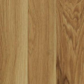 Shaw Native Collection Natural Hickory 8 mm x 7.99 in. W x 47-9/16 in. L Attached Pad Laminate Flooring (21.12 sq. ft./case)