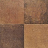 Daltile Terra Antica Rosso 12 in. x 12 in. Porcelain Floor and Wall Tile (15 sq. ft. / case)