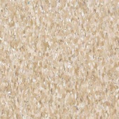 Armstrong Standard Excelon Imperial Texture 12 in. x 12 in. Cottage Tan Vinyl Composition Commercial Tiles (45 sq. ft./case)