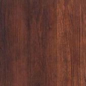 Shaw Native Collection Black Cherry 8 mm x 7.99 in. x 47-9/16 in. Length Attached Pad Laminate Flooring (21.12 sq. ft. /case)