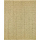 TrafficMASTER Pindot Linen 1 ft. 6 in. x 4 ft. Accent Rug