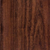 Hampton Bay Hand Scraped Canyon Grenadillo 8mm Thick x 5-9/16 in. Wide x 47-3/4 in. Length Laminate Flooring (18.45 sq. ft./case)