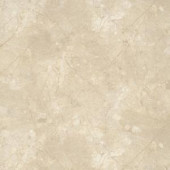 TrafficMASTER Ceramica 12 in. x 12 in. Alpine Marble Beige Resilient Vinyl Tile Flooring (30 sq. ft./case)