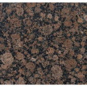 MS International 18 in. x 18 in. Baltic Brown Granite Floor and Wall Tile (13.5 sq. ft., 6 pieces / case)