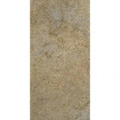 TrafficMASTER Allure 12 in. x 24 in. River Stone Vinyl Tile (24 sq. ft. / case)