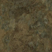 TrafficMASTER Harrison Slate Resilient Vinyl Tile Flooring - 4 in. x 4 in. Take Home Sample