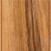 Hampton Bay High Gloss Natural Palm 8 mm Thick x 47-3/4 in. Length x 5 in. Wide Laminate Flooring (13.26 sq. ft./ case)