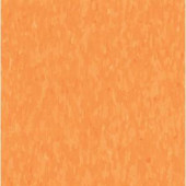 Armstrong Imperial Texture VCT 12 in. x 12 in. Screamin Pumpkin Commercial Vinyl Tile (45 sq. ft. / case)