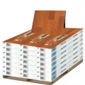 Hampton Bay Brasstown Oak 8mm Thickness x 8.07 in. Width x 47.6 in. Length Laminate Flooring (448.56 sq. ft./pallet)