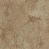 TrafficMASTER Allure River Stone Resilient Vinyl Tile Flooring - 4 in. x 4 in. Take Home Sample