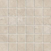 MARAZZI Vogue Givenchy 12 in. x 12 in. Gray Porcelain Mosaic Tile