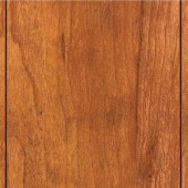 Hampton Bay High Gloss Pacific Cherry 8mm Thick x 47-3/4 in. Length x 5 in. Wide Laminate Flooring(13.26 sq. ft./case)