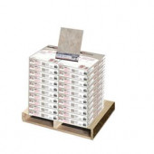 Ceramica 12 in. x 12 in. Cool Grey Resilient Vinyl Tile Flooring (20 cases/600 sq. ft./pallet)